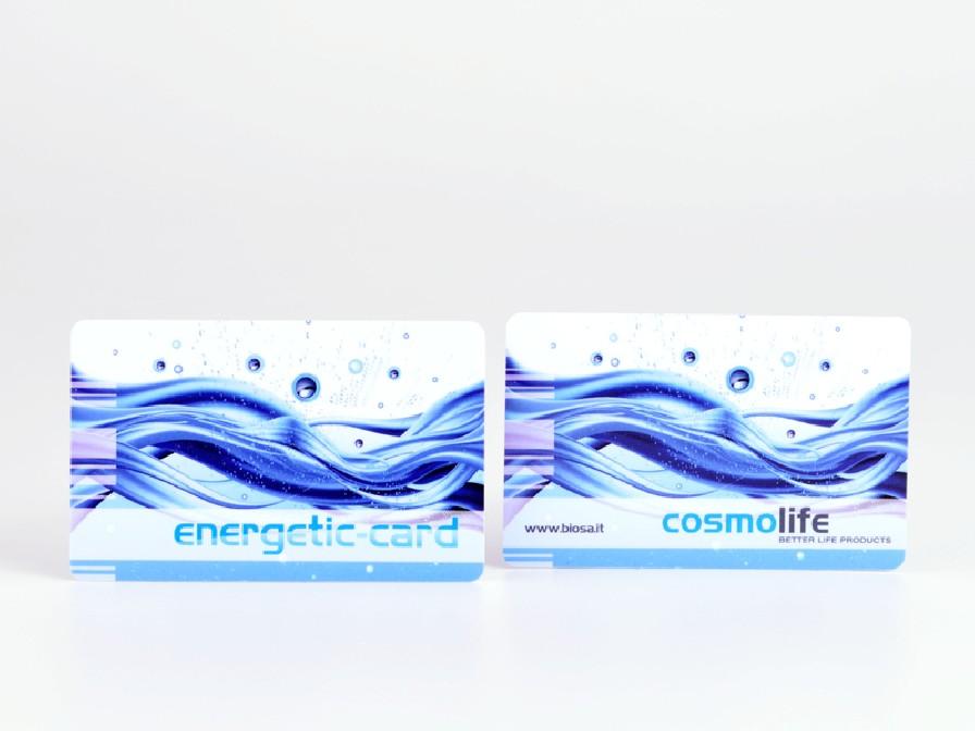 Energetic Card