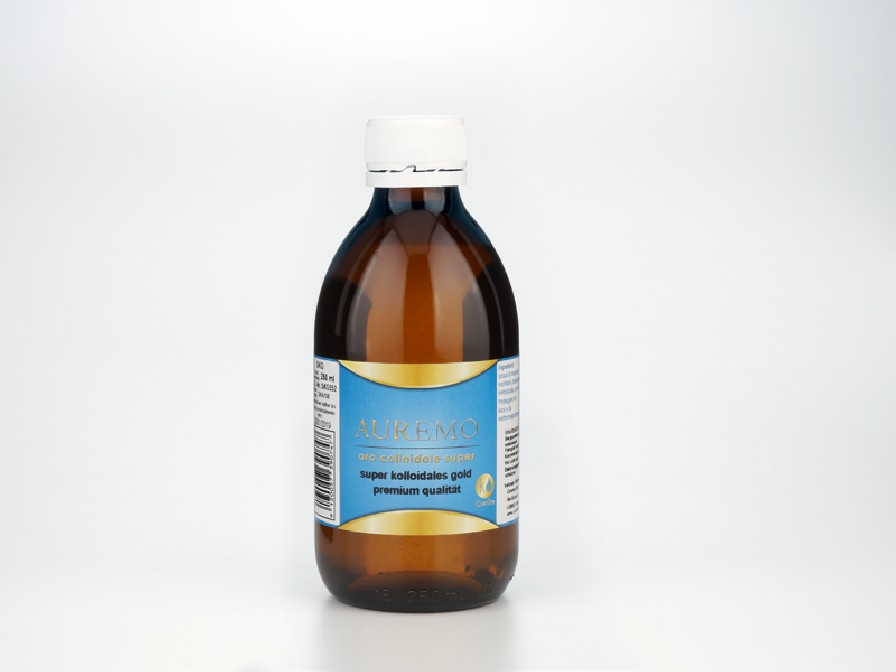 250ml – Auremo super kolloidales Gold
