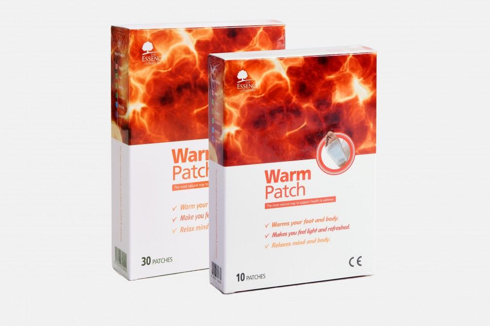 Warm Patch cura disintossicante 40 cerotti (risparmio di 8 €)