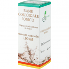Rame colloidale Ionico 100ml