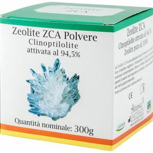 Zeolite in polvere 300 g