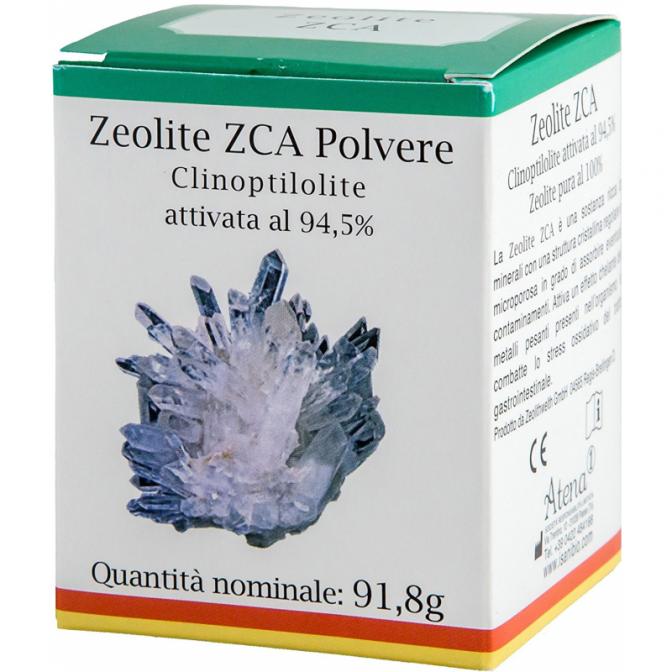 Zeolite in polvere 91,8 g