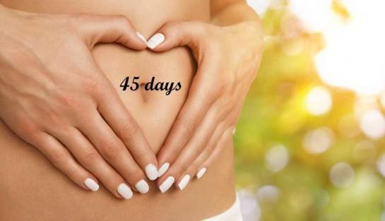 Cura Intestino/stomaco 45 giorni - Pacchetto di risparmio
