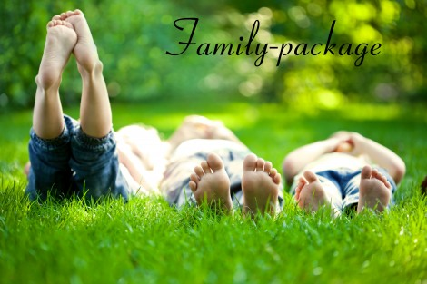 Family package 12 Monate