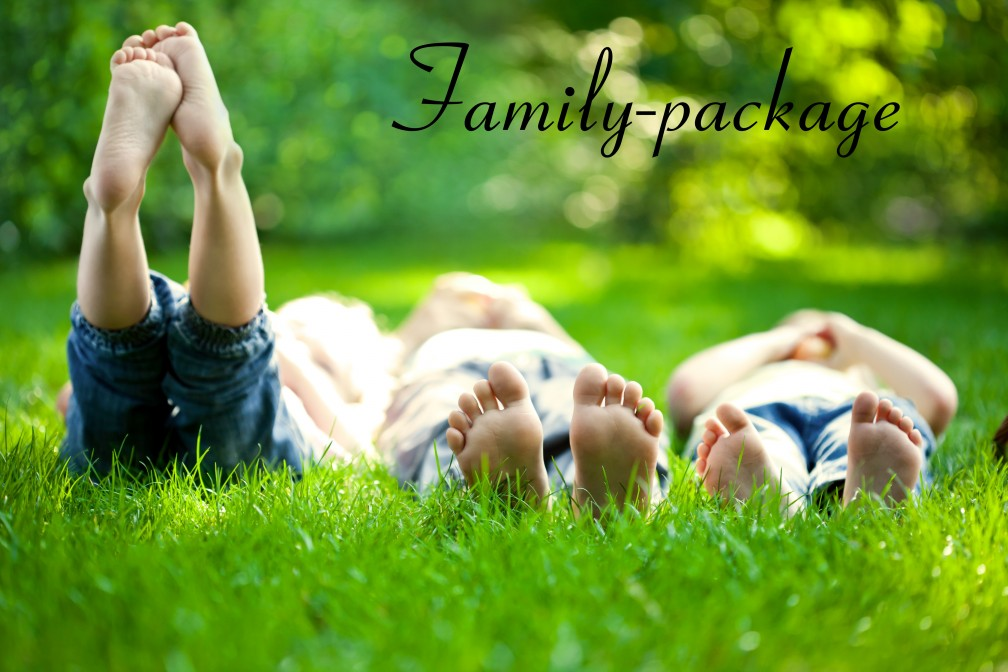 Family package 12 mesi