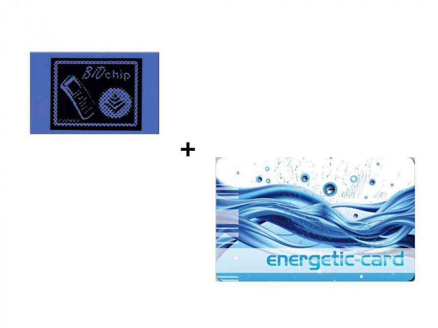 BioChip + EnergyCard