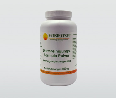 Darmreinigungspulver- Formula Pulver