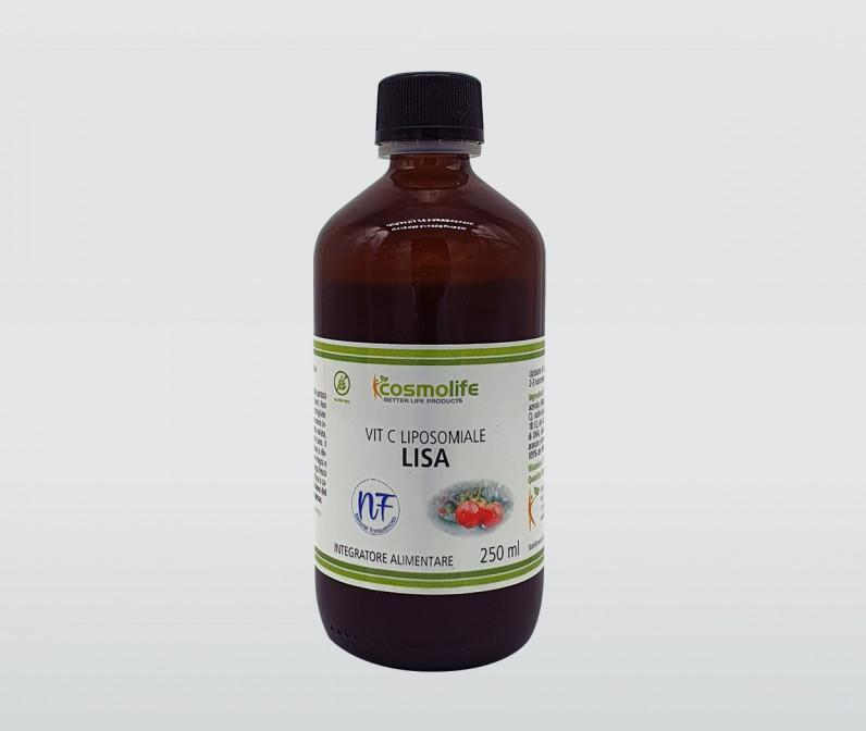 "LISA Vitamina C Liposomiale 250 ml ""NF"""