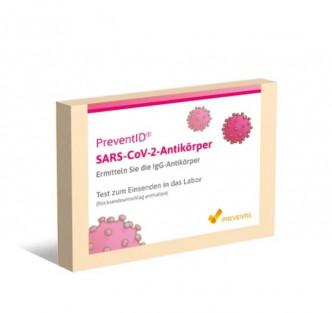 Coronavirus SARS-CoV-2 Antikörpertest für zu Hause