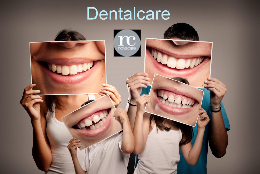Cura denti family 3 Novacare