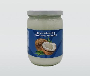 """Olio di cocco Cosmolife """"NF"""" 500ml"""